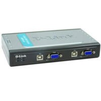D-Link DKVM 4U - KVM switch - 4 ports
