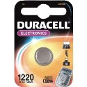 DL1220 Duracell DL1220 Lithium Button Battery 1 x 1 Pack
