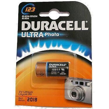 Digital Camera Battery DL123