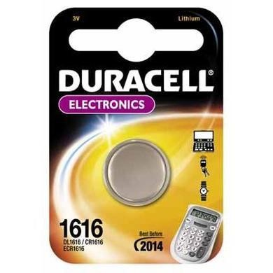 Duracell DL1616 Lithium Cell Battery