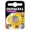 Duracell DL1616 Lithium Button Cell Battery 1 x 1 Pack