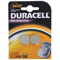 Duracell Electronics 3V Battery 1 x 2 Pack