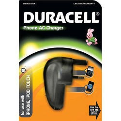 AC adapter Power Duracell AC Phone Charger iPhone