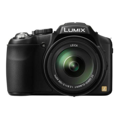 Panasonic DMC-FZ200 Camera Black 12MP 24xZoom 3.0LCD FHD 25mm Leica DC Lens