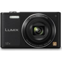 Panasonic DMC-SZ10 Camera Black 16MP 12xZoom 2.7LCD 720pHD 24mm Lumix DC WiFi