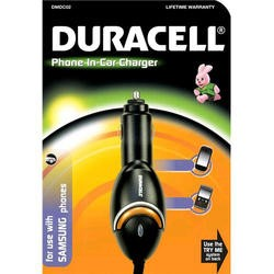 Car DC adapter Power Duracell DC Phone Charger Samsung