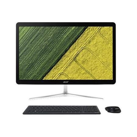 GRADE A2 - Acer U27-880 Core i7-7500U 8GB 2TB 27 Inch Touchscreen Windows 10 All In One