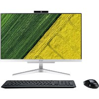 Acer C22-820 Intel Pentium J5005 8GB 1TB HDD 21.5 Inch FHD Windows 10 Home All-In-One PC