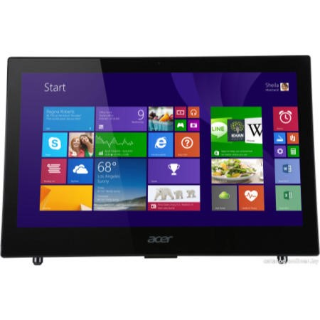 GRADE A1 - As new but box opened - Acer Aspire Z1-601 4GB 500GB 18.5 inch Windows 8.1 Wi-Fi All In One Desktop PC