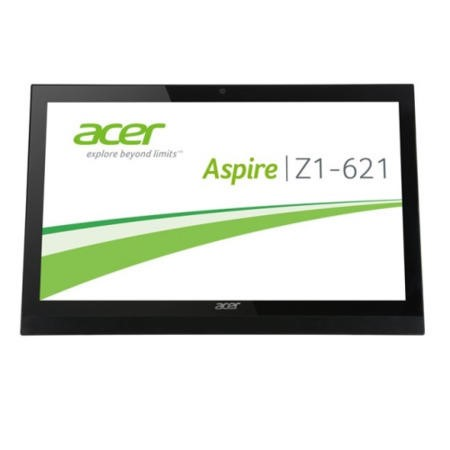 "GRADE A1 - As new but box opened - Acer Aspire Z1-621 Intel Celeron Quad Core N2940 4GB 1TB DVDRW 21.5"" Windows 8.1 All In One Desktop PC"