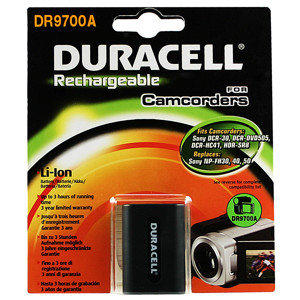 Camcorder Battery DR9700A