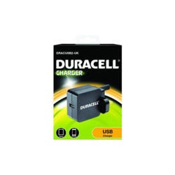 Duracell AC adapter Single 2.4A USB Port AC Adapter