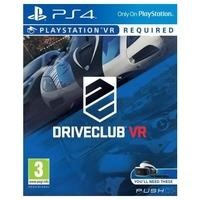 PS4 Driveclub VR Game