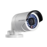 Hikvisions 4MP 30m IR 4mm 120dB WDR 3D DNR H.264+ 12VDC IP67 Mini