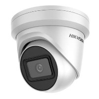 Hikvision 6MP Powered by DarkFighter Fixed Turret IP Network Dome Camera - 1 Pack