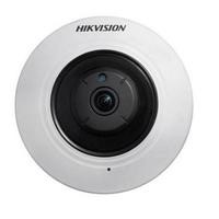 Hikvision 4MP 1.6mm 3D DNR 12 VDC A&A I/O WiFi Fisheye INDOOR