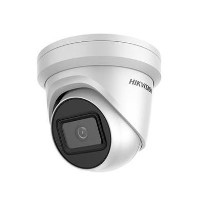 Hikvision 4 MP Powered by DarkFighter Varifocal Turret IP Network Dome Camera - 1 Pack