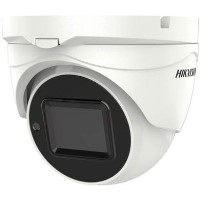 Hikvision 5MP Motorized Varifocal Turret Analogue Dome Camera - 1 Pack