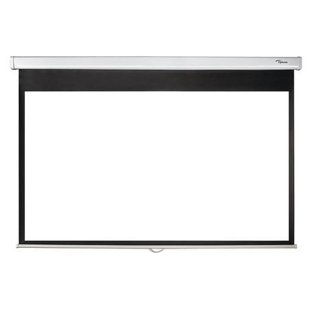 "Optoma DS-9092PWC 92"" Pull Down Projector Screen"