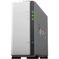 Synology DiskStation 1 Bay 512MB Diskless Desktop NAS