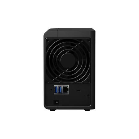 Synology DS214 2 Bay Desktop NAS