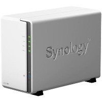 Synology DS218J/6TB-RED 2 Bay Diskless Desktop NAS