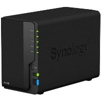 Synology DS220+ - 2 Bay 2GB Diskless Desktop NAS