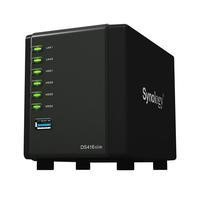 Synology DS416 4 Bays Diskless Desktop NAS