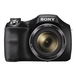 Sony DSC-H300 Black Camera Kit inc 8GB SD Card and Case