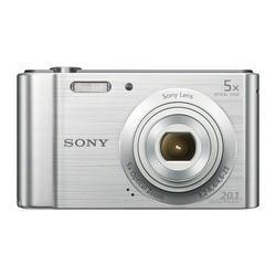 Sony DSC-W800 Silver Camera Kit inc 8GB SD Card and Hard Case
