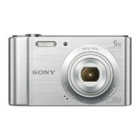 Sony CyberShot DSC-W800 Compact Digital Camera