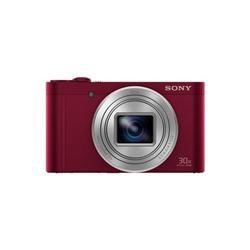Sony DSC-WX500 Camera Red