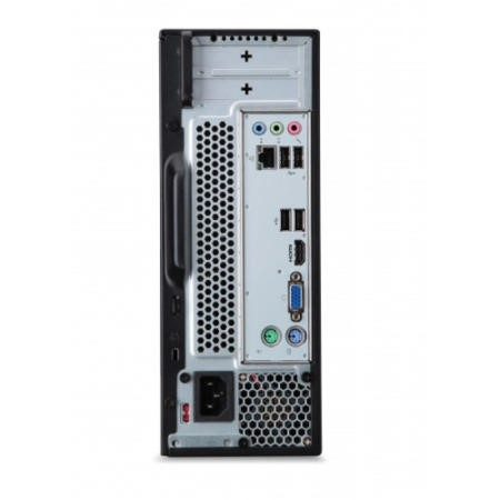A1 Refurbished Acer XC-603 8L Tower Intel Pentium Quad Core J2900 4GB 500GB Intergrated DVD RW Windows 8.1 Bing Desktop