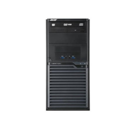 Acer VM2631G Midi Tower Pentium Dual Core G3240 3.4 GHz 4GB 500GB TPM DVDRW UMA Windows 7/8 Professional Desktop