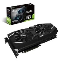 Asus GeForce RTX 2080 Ti DUAL OC 11GB Graphics Card