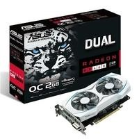 Asus Dual AMD Radeon RX 460 2GB DDR5 Graphics Card