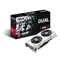 Asus Dual Radeon RX 480 4GB GDDR5 OC Graphics Card