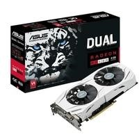 ASUS Dual Radeon RX 480 8GB GDDR5 OC Graphics Card