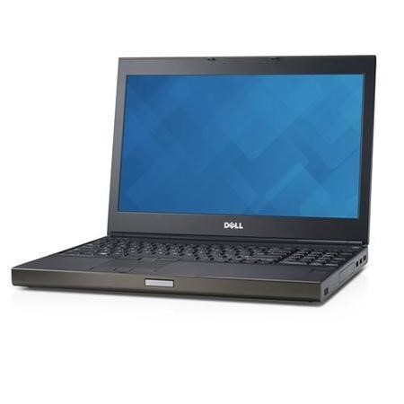 DVKPX Dell Precision M4800 Core i7-4710MQ 8GB 1TB SSHD AMD FirePro M5100 DVD-RW 15.6 Inch Windows 7 Profes