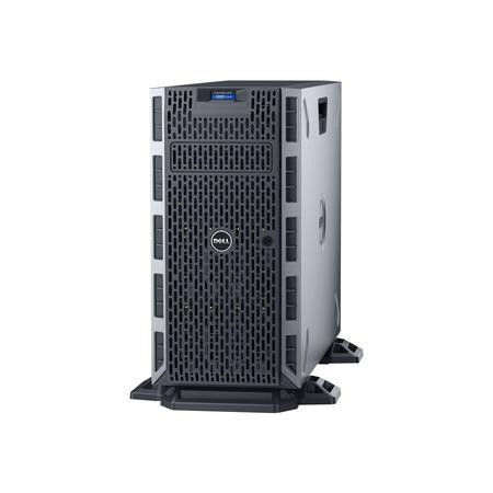 "DW8J4 Dell PowerEdge T330 Xeon E3-1220V6 - 3.5GHz 8GB 300GB Hot-Swap 3.5"" Tower Server"