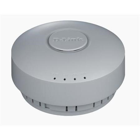 D-Link Indoor 802.11a/b/g/n Concurrent Dual-band Unified Access Point with PoE