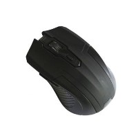 Evo Labs E-420 Wireless Black Mouse