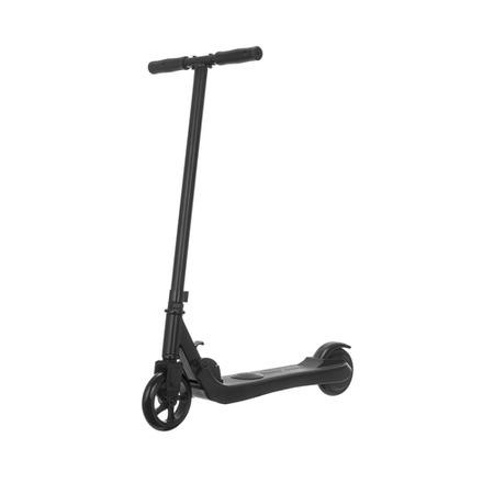 electriQ Active Electric Kids Scooter - Black