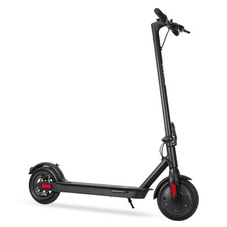 GRADE A1 - electriQ Active Electric Scooter - Black - 25km Range - 20km/h - LG battery