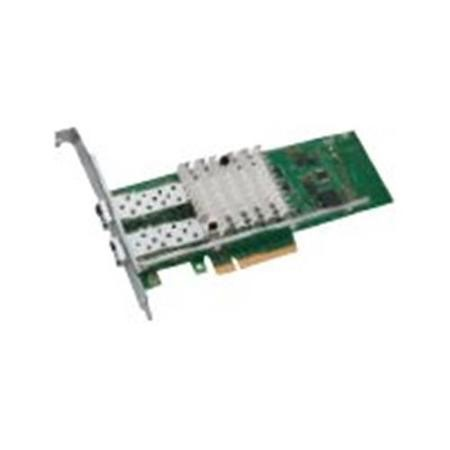 E10G42BTDA Intel Ethernet Server Adapter X520-DA2 - Network adapter - PCI Express 2.0 x8 low profile - 10 Gigab
