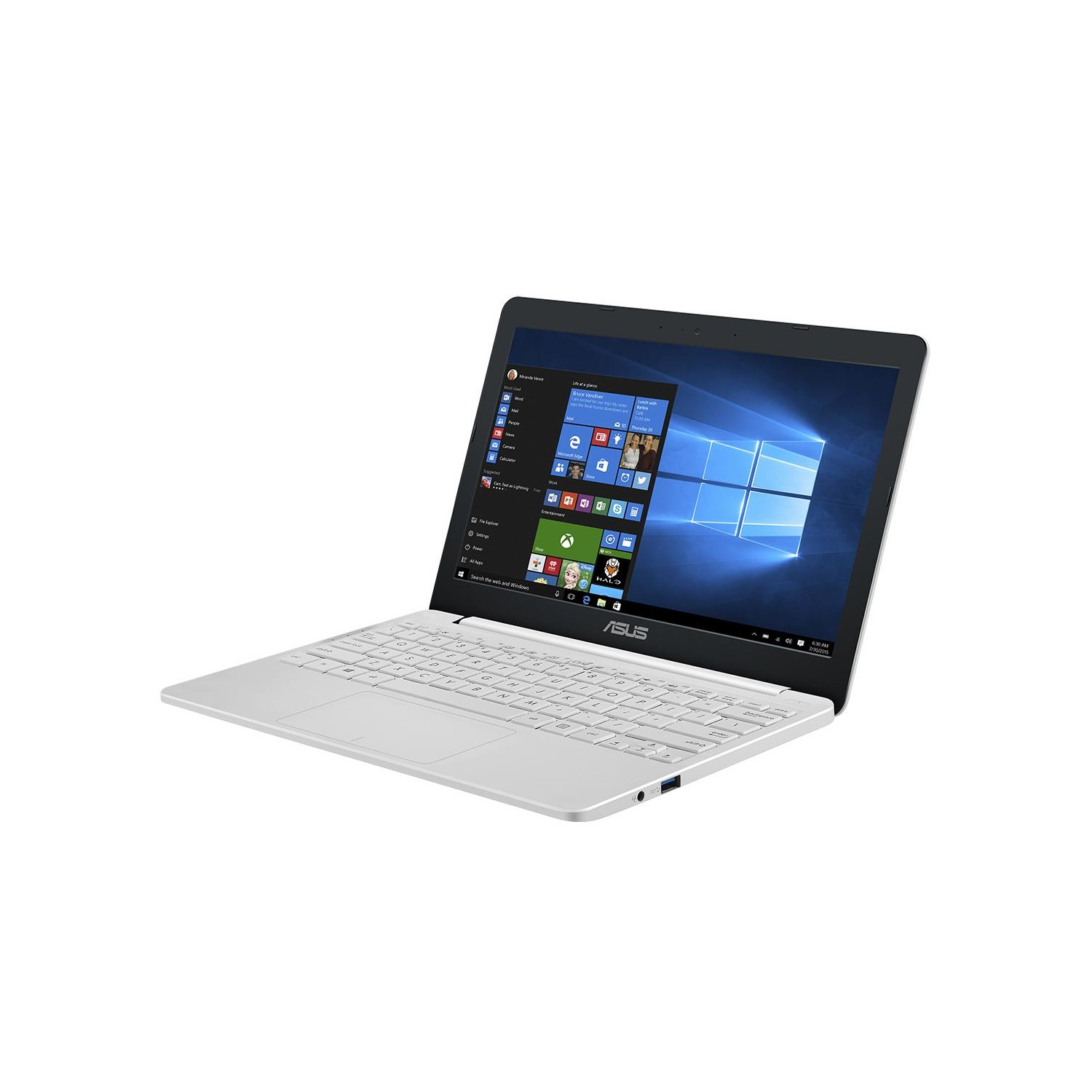 Asus VivoBook Intel Celeron N4000 2GB 32GB 11 6 Inch Windows 10 S Home  Laptop Includes Office 365