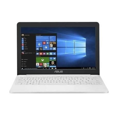 Asus Cloudbook Intel Celeron N3350 2GB 32GB 11.6 Inch Windows 10 Laptop - White