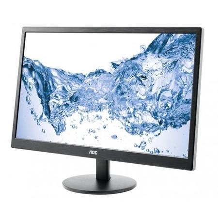 "Deal Dash Com Tvs >> AOC E2470SWH 23.6"" HDMI Full HD Monitor - Laptops Direct"