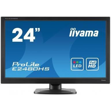 "Liyama E2480HS 24"" LED Full HD 1920x1080 HDMI Monitor"