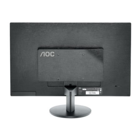 "GRADE A1 - As new but box opened - AOC e2770She 27"" 1920X1080 VGA HDMI LED Monitor"